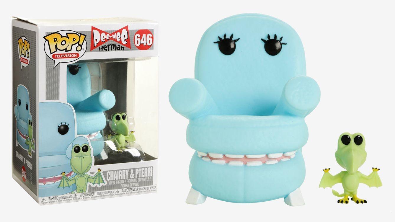 Pee-wee /'s Playhouse-chairry avec pterri Figure Pop TV