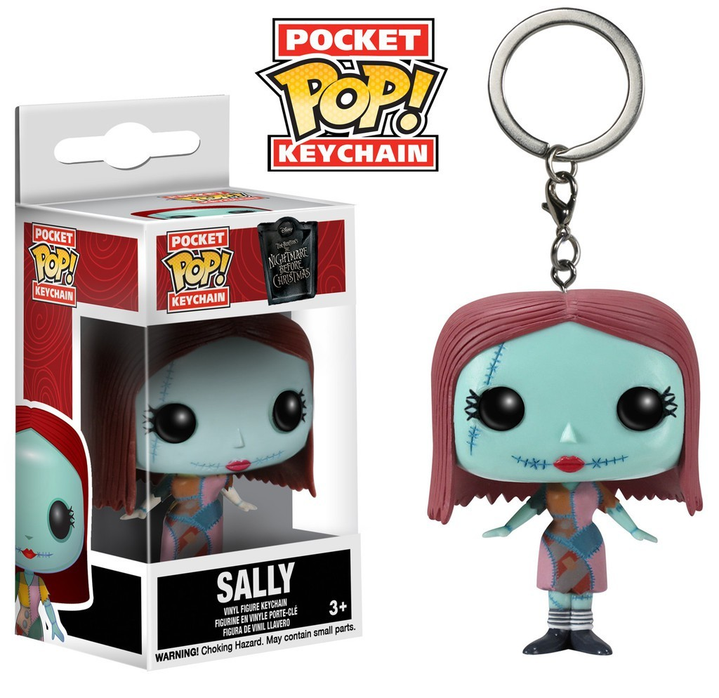 The Nightmare before Christmas - Sally - Disney keychain