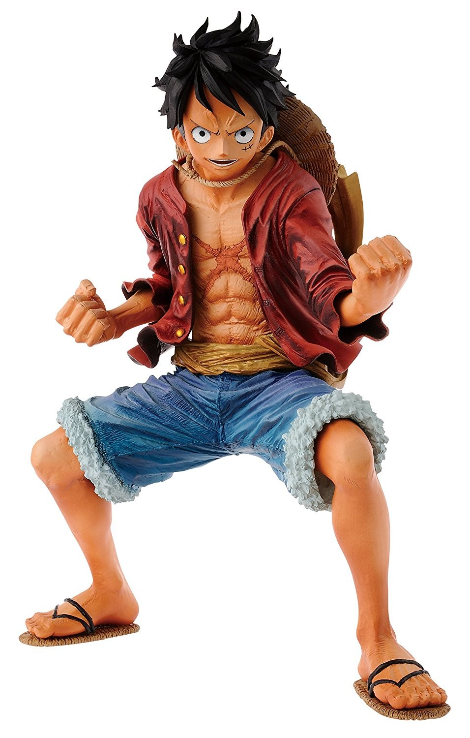 figurine one piece 2015 monkey d luffy
