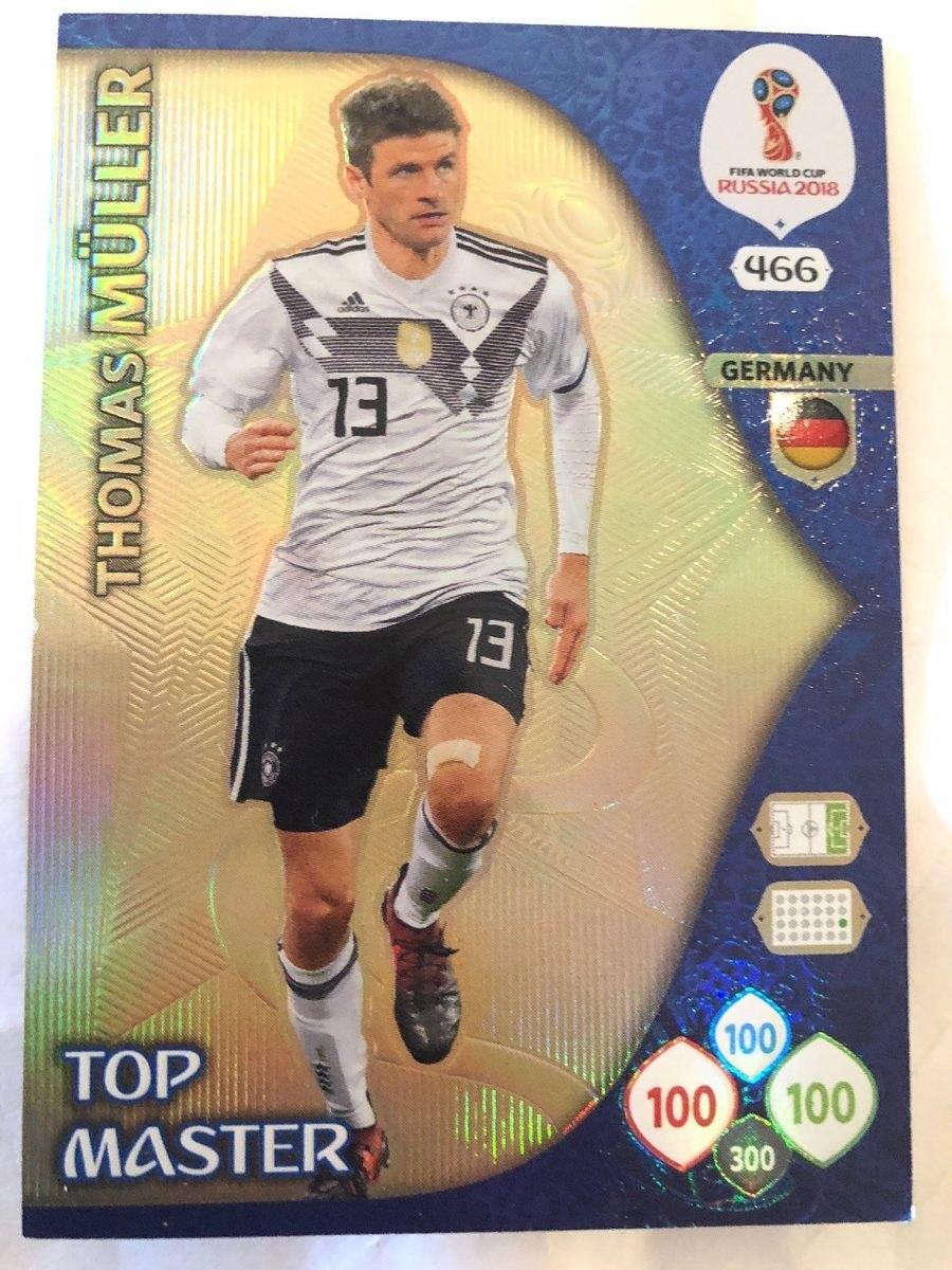 GERMANY PANINI WORLD CUP 2018 ADRENALYN XL Card