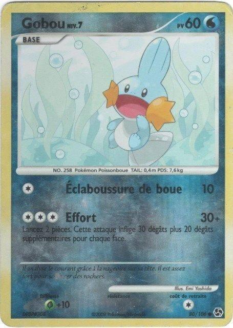 Carte Pokémon Diamant et Perle Duels Au Sommet 81//106 Porygon pv 50