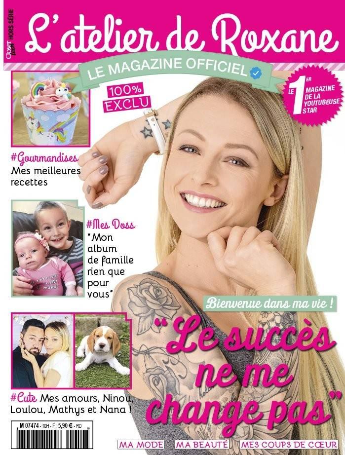 L Atelier De Roxane Le Magazine Officiel Livre L Atelier