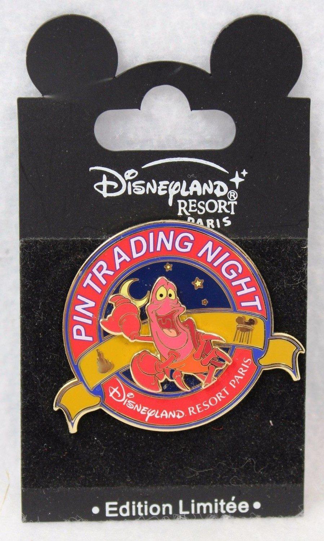 Sebastian Disney Pin Trading Night