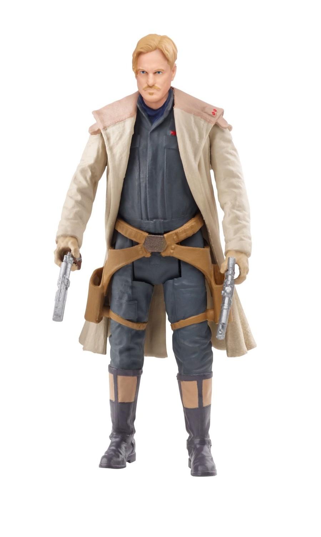 Star Wars The Black Series Tobias Beckett 6-Inch Action Figure