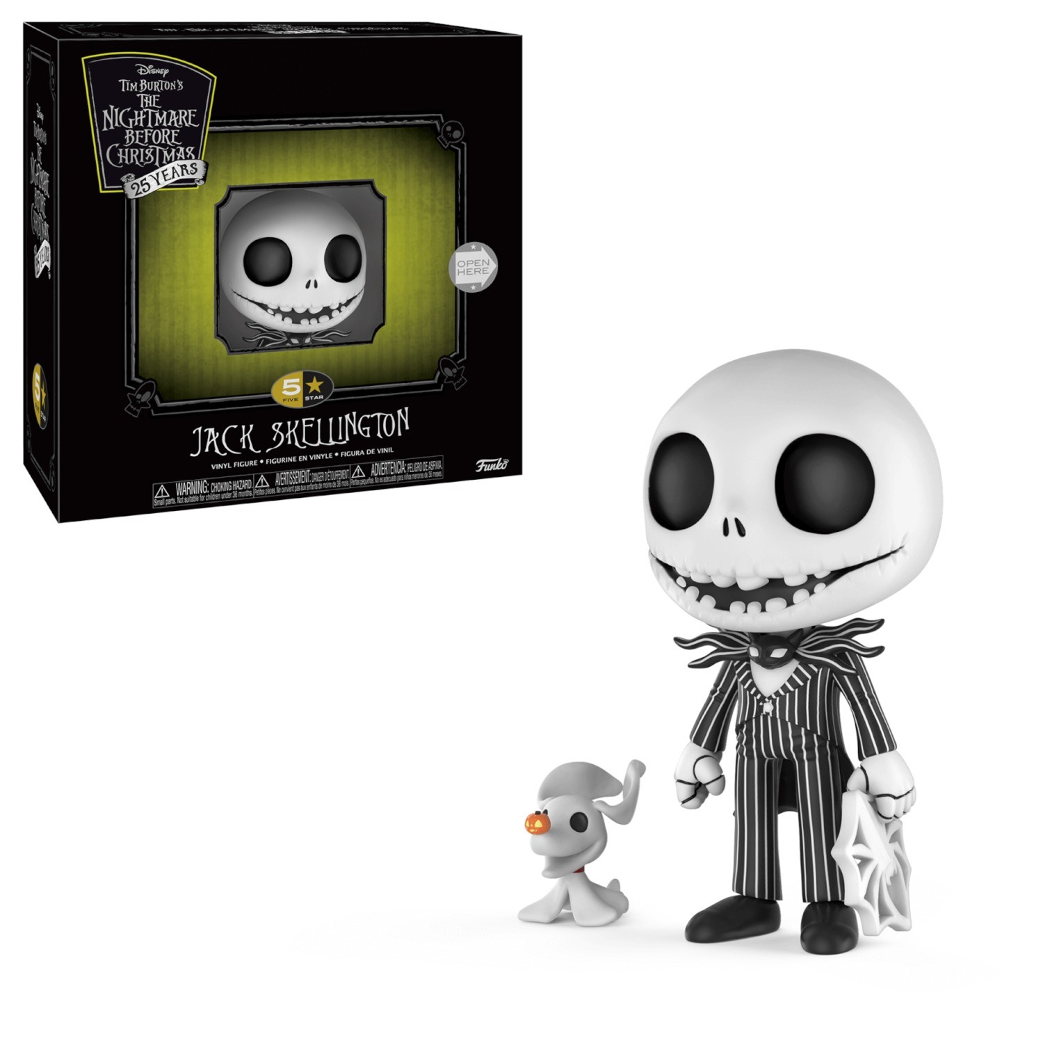 Jack Skellington - The Nightmare Before Christmas action figure 32852