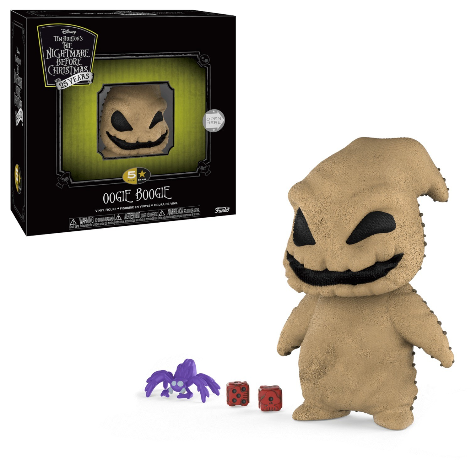 Oogie Boogie - The Nightmare Before Christmas action figure 32854