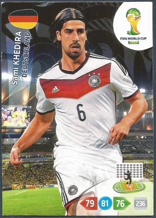 Adrenalyn XL-per mertesacker-Alemania Road to 2014 FIFA World Cup Brazil