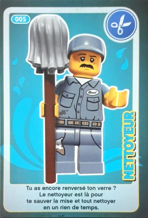 Carte Lego Auchan Echange.Nettoyeur Cartes Lego Auchan Cree Ton Monde 005