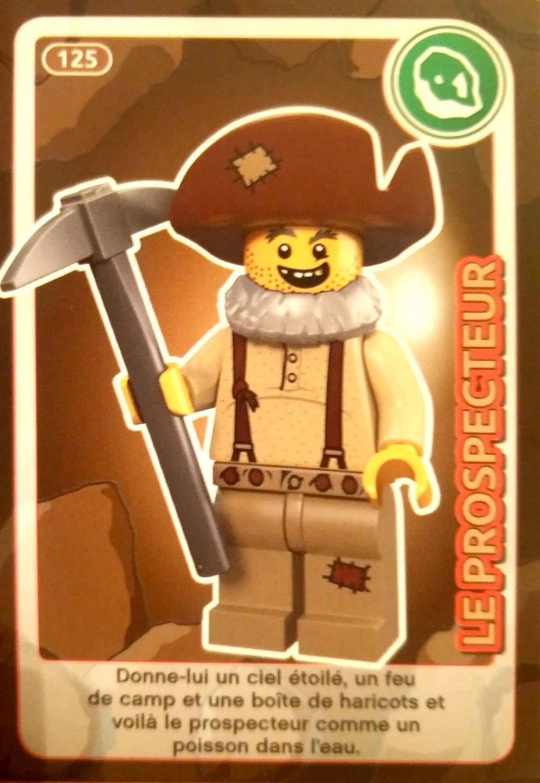 Carte Lego Auchan Echange.Le Prospecteur Cartes Lego Auchan Cree Ton Monde 125