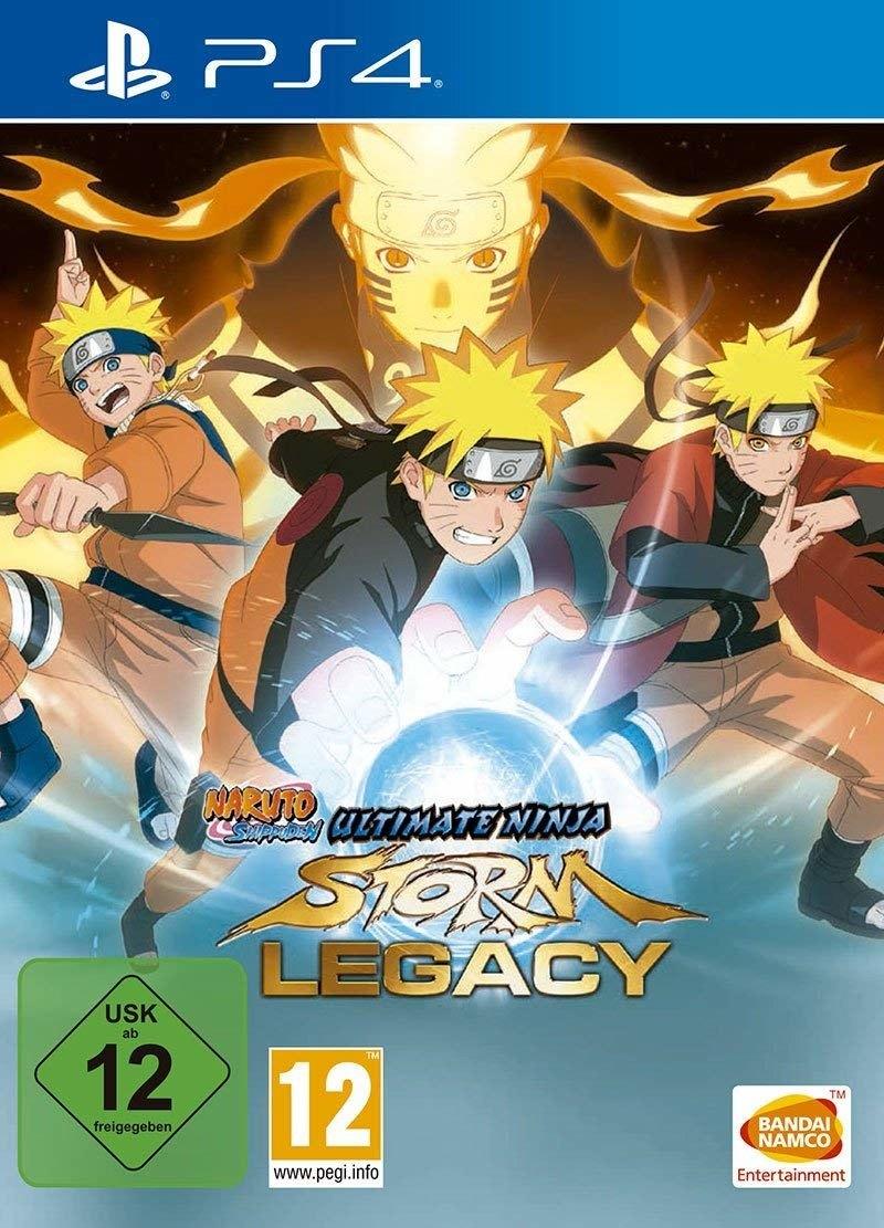 Naruto Shippuden Ultimate Ninja Storm Legacy - Playstation 4