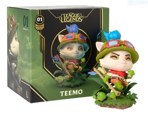 Teemo - League of Legends Series 3 figure
