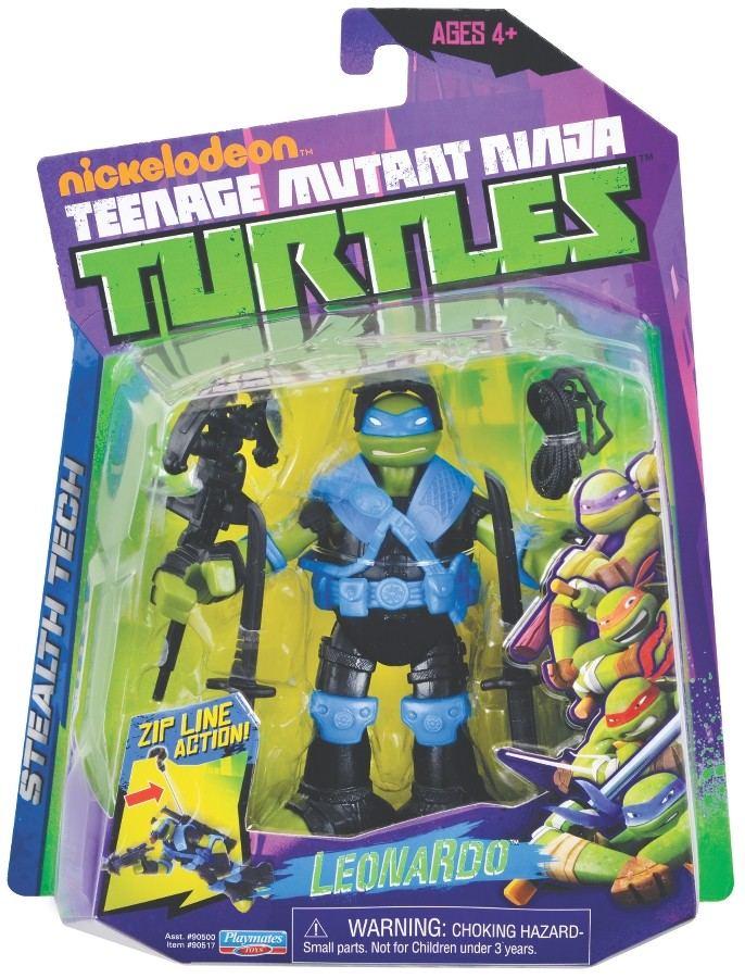 Stealth Tech Leonardo Teenage Mutant Ninja Turtles Action Figure