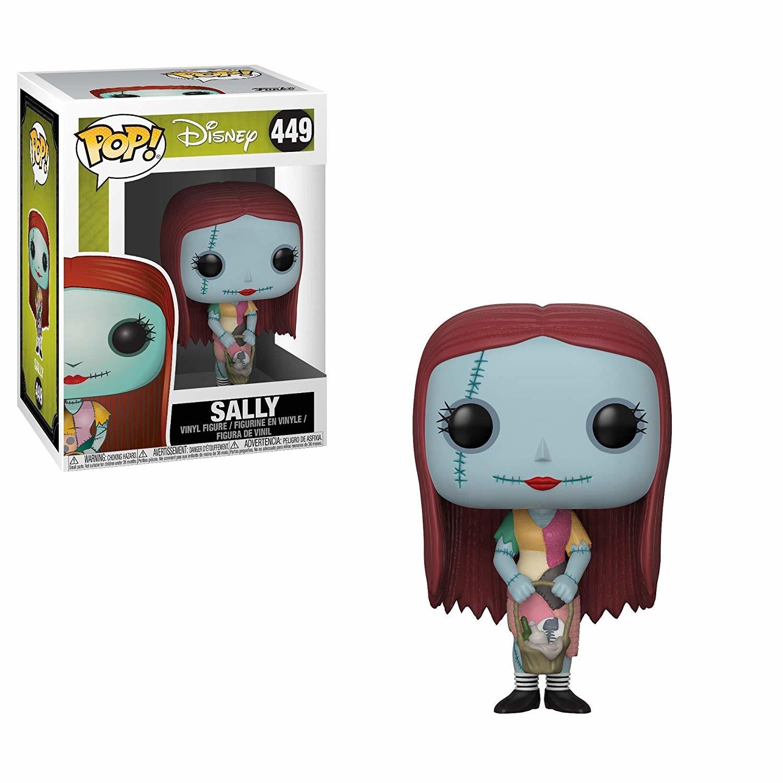 Nightmare Before Christmas - Sally - POP! Disney action figure 449