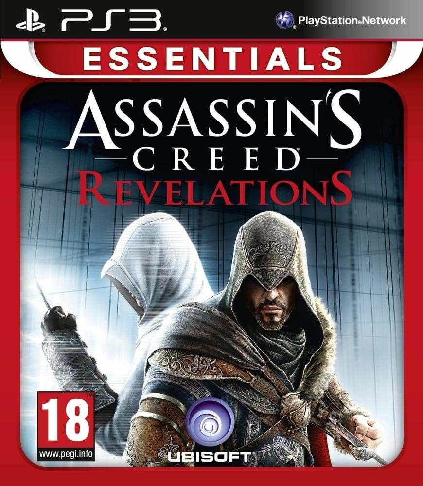 Assassins Creed Revelations Essentials Playstation 3 Ps3 Game