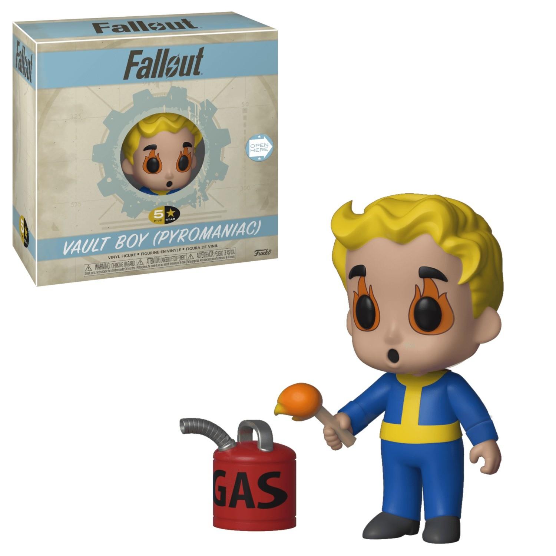 Fallout Vault Boy Rooted Dorbz Vinyl Figure