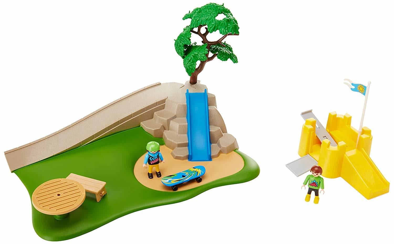 Grand jardin d\'enfants - Playmobil dans la ville 5024