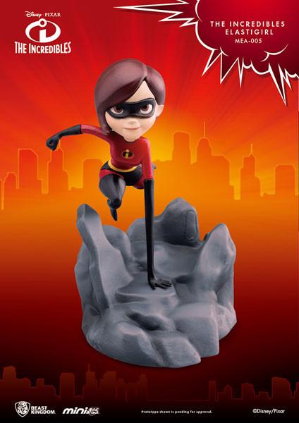 Incredible Figure Beast Kingdom Mini Egg Attack MEA-005 Incredibles Mr