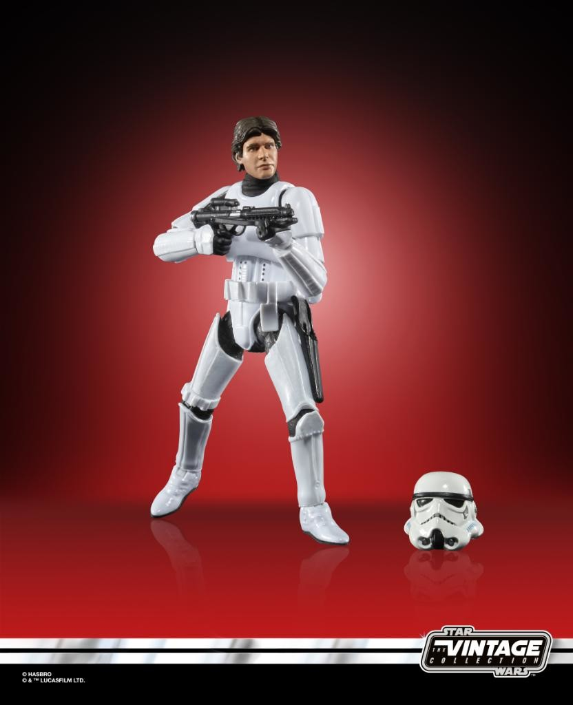 VC143 Star Wars Vintage Collection Exclusive HAN SOLO STORMTROOPER