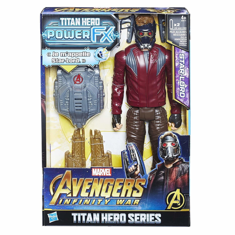 Avengers Infinity War Titan 30cm E2219 Falcon Hasbro 2018