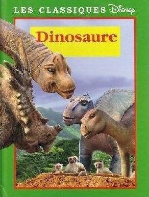 Couverture de Dinosaure