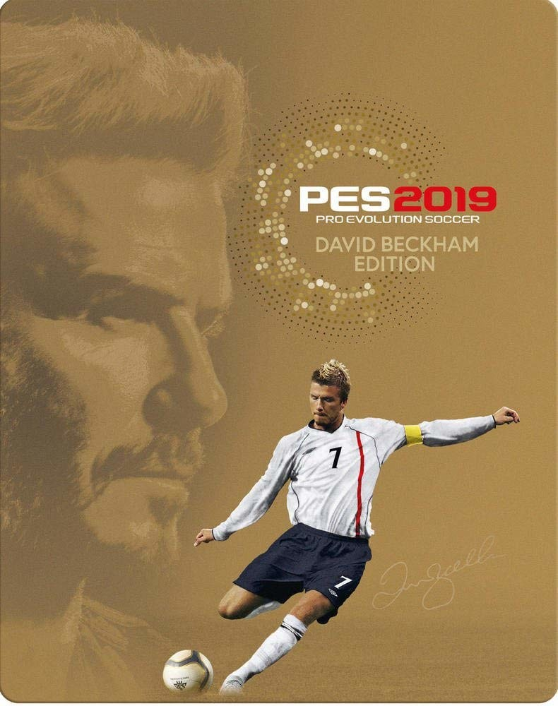 Pro Evolution Soccer 2019 David Beckham Edition Playstation 4 Ps4 Pes 2018 Game