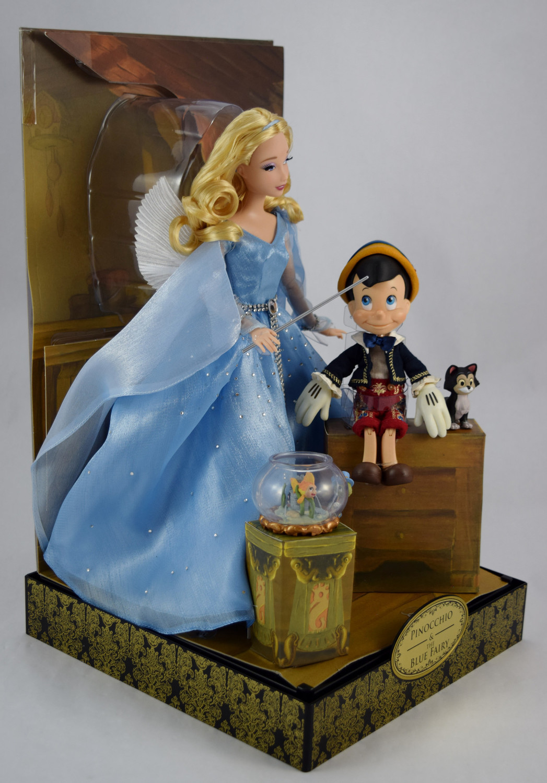 Fée bleue Mini Figure Pinocchio
