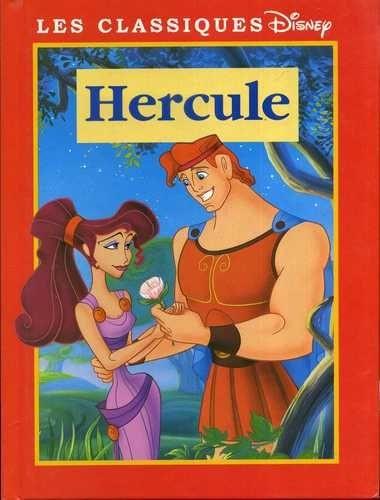 Hercule Livre Les Classiques Disney Edition France Loisirs