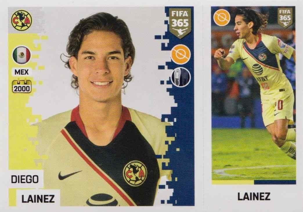 separation shoes 7a68e 1cc4e Diego Lainez - Club America - the golden world of football ...