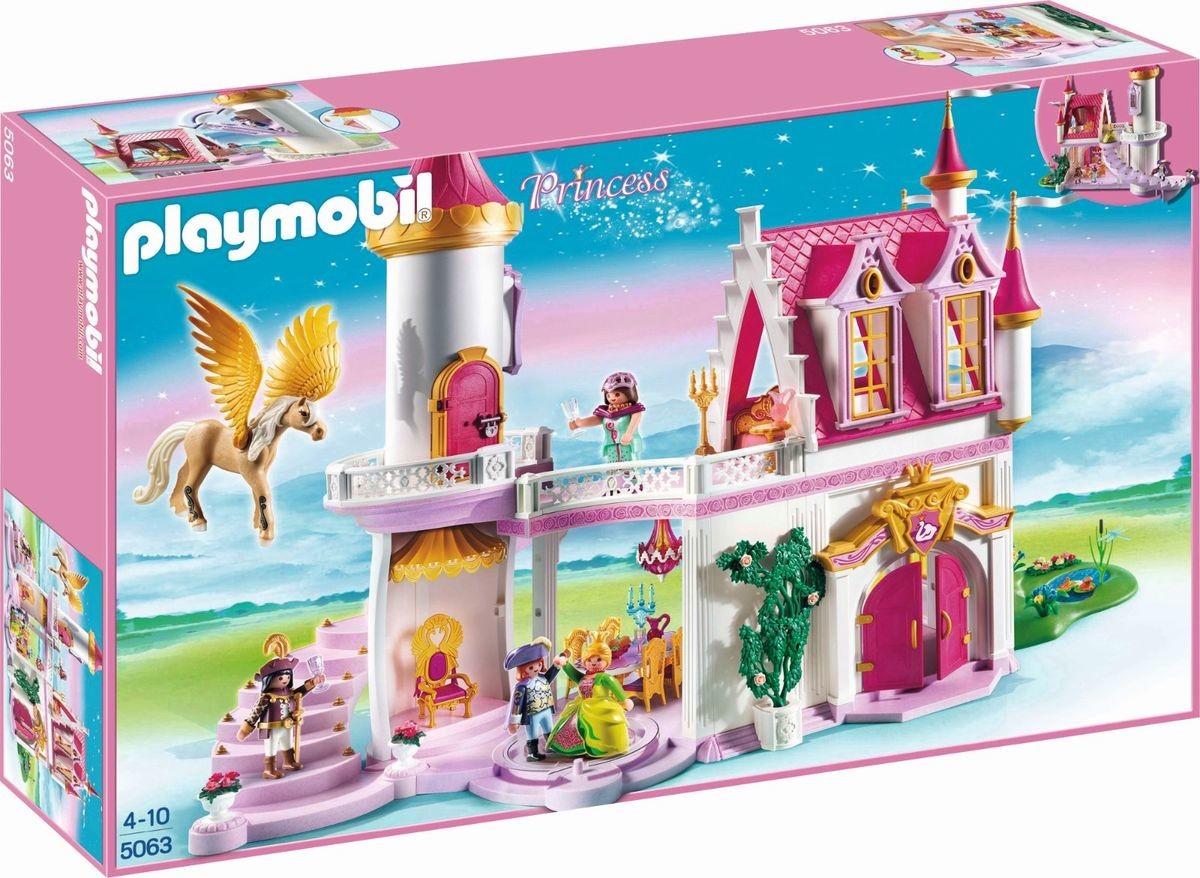 Princess Castle with Pegasus - Playmobil Princess 5063