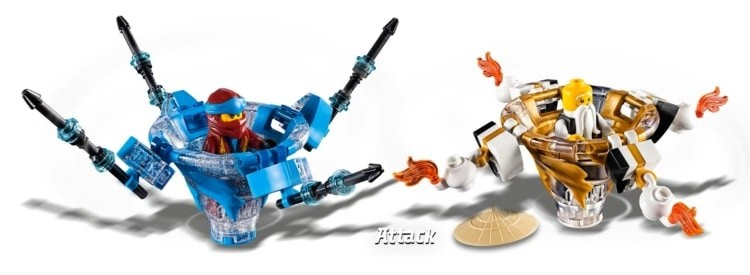 Wu 70663 Ninjago Spinjitzu Lego Nyaamp; iTwXZOPku