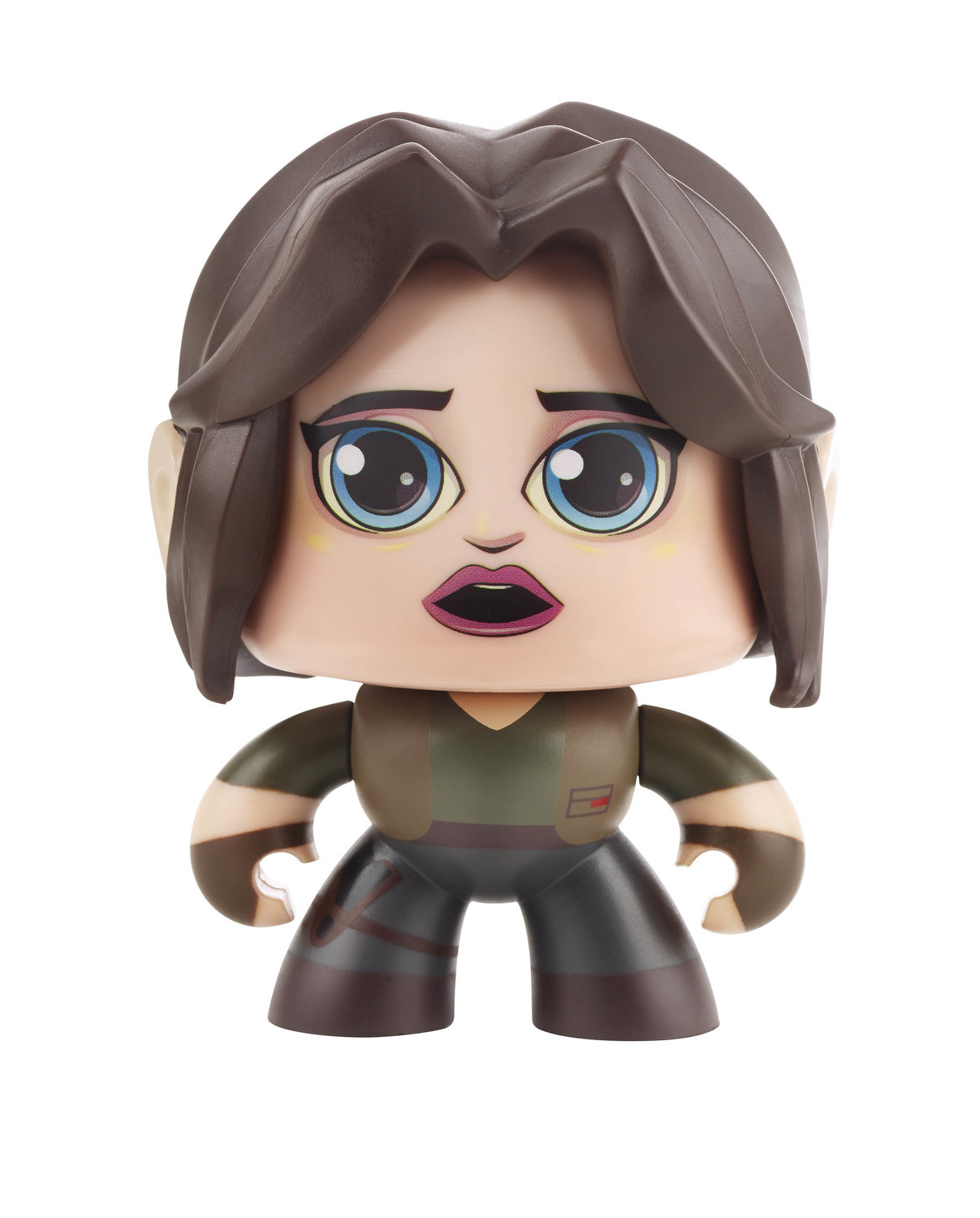 Hasbro e2187es0 STAR WARS   Mighty muggs Jyn Erso