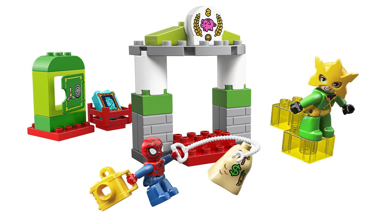 Duplo Spider Electro Lego Vs 10893 Man VpSMzU