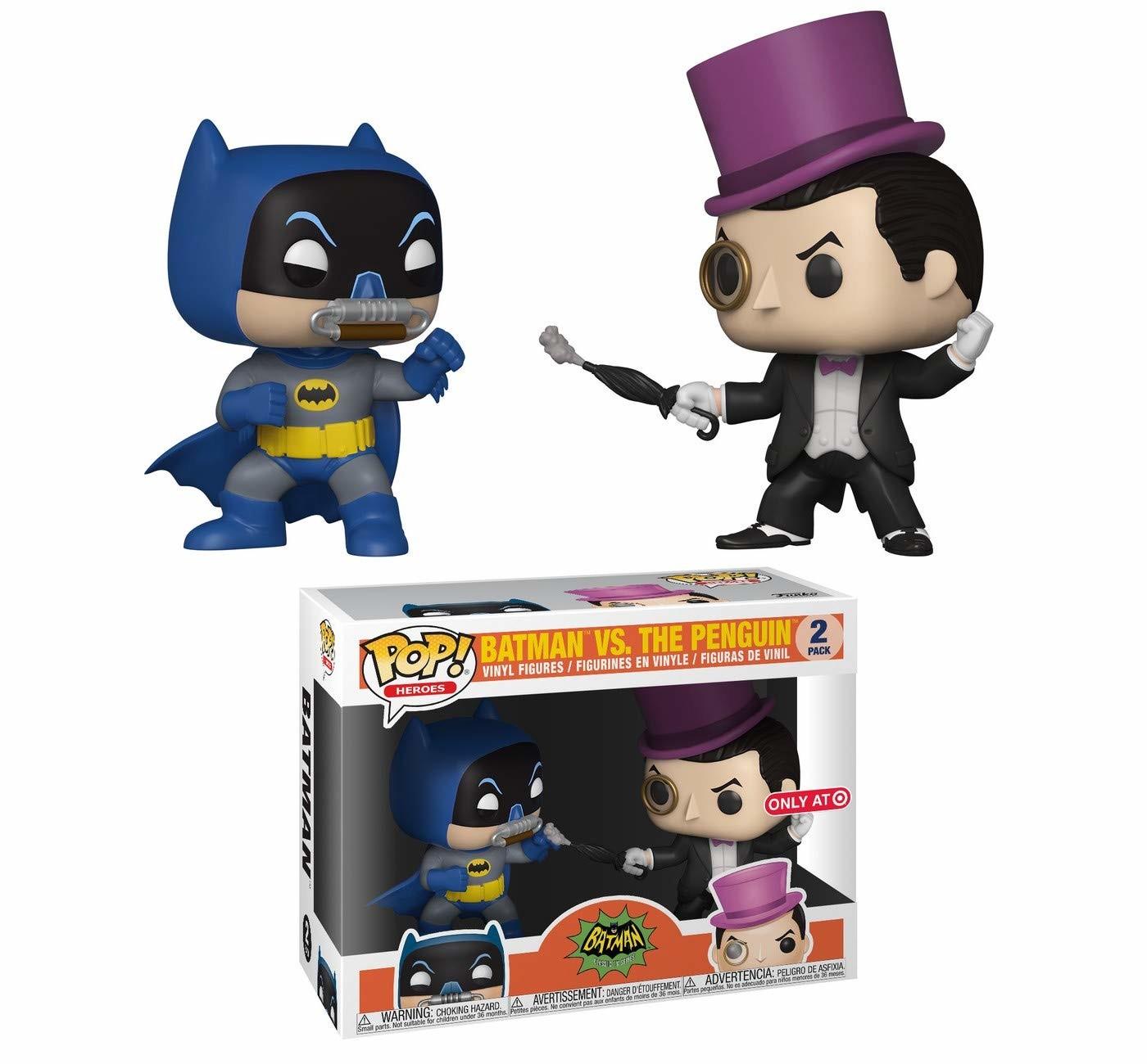 Funko DC Heroes Batman POP The Penguin Vinyl Figure NEW Toys Collectibles DC