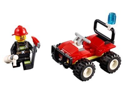 LEGO ® 30361 CITY pompiers Quad polybag