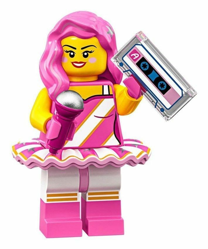 Candy Rapper Minifigures The Lego Movie 2 Set 71023