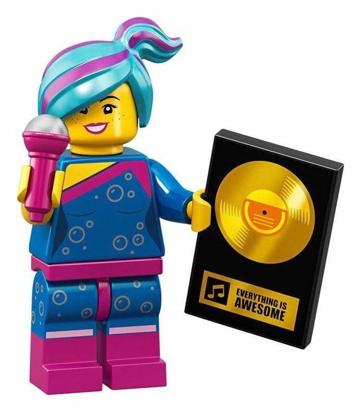 "LEGO MINIFIGURES /""GONE GOLFIN/' PRESIDENT/"" LEGO MOVIE 2 NEW-COMBO SHIP /& SAVE"