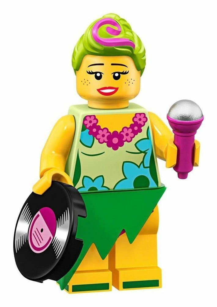 The Lego Movie 2 Minifigure Gone Golfin/' President Business