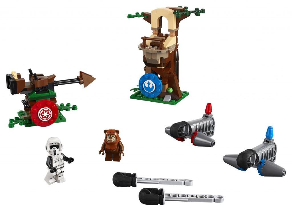 Action Battle Endor Assault - LEGO Star Wars set 75238