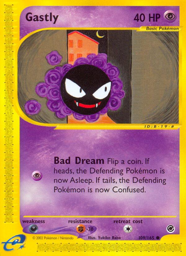 Ekans Pokemon Expedition Common Card #108//165