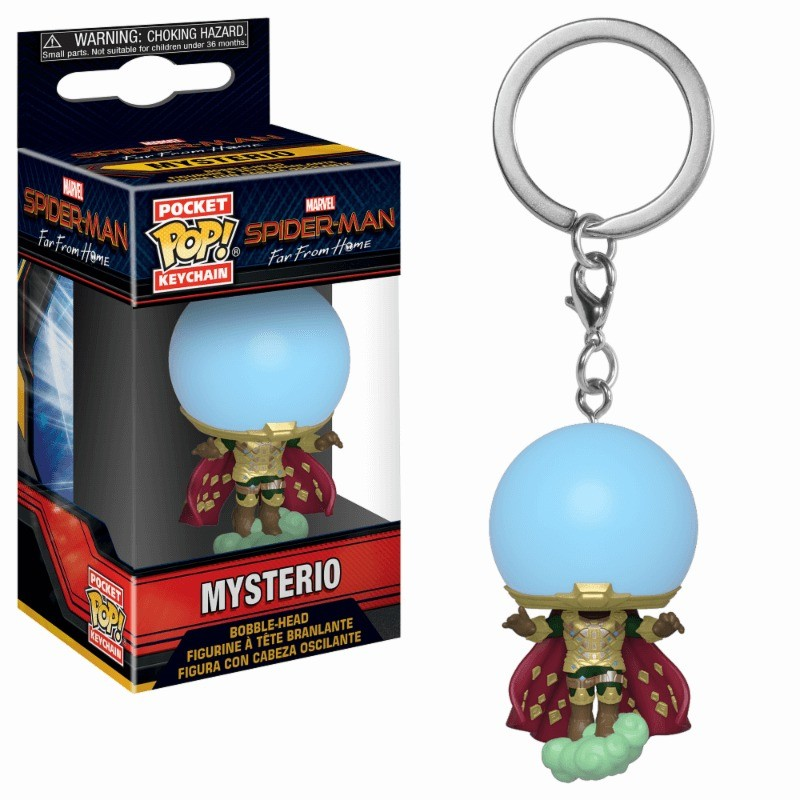 Schlüsselanhänger Funko Pocket POP Black Manta Aquaman Keychain