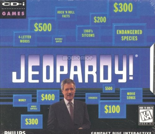 Jeopardy! - Philips CD-i game