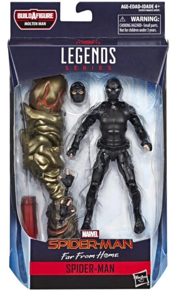 Spider-Man Far From Home - Stealth Suit Spider-Man - Marvel