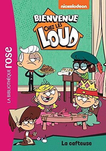 La Cafteuse Livre Bienvenue Chez Les Loud