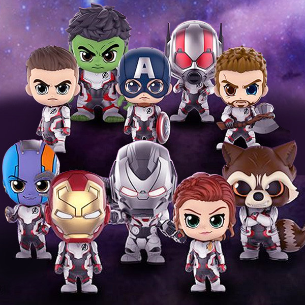 Avengers: Endgame - Team Suit Set (XS) - Cosbaby Figures