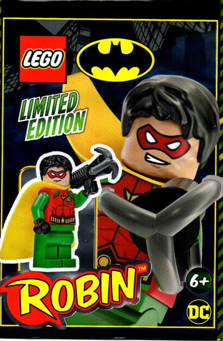 Robin The Lego Batman Movie Set 211902