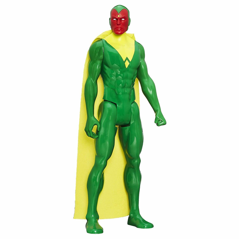 Marvel Avengers WINTER SOLDIER Action Figure 30 cm Serie Titan Hero Hasbro B6532
