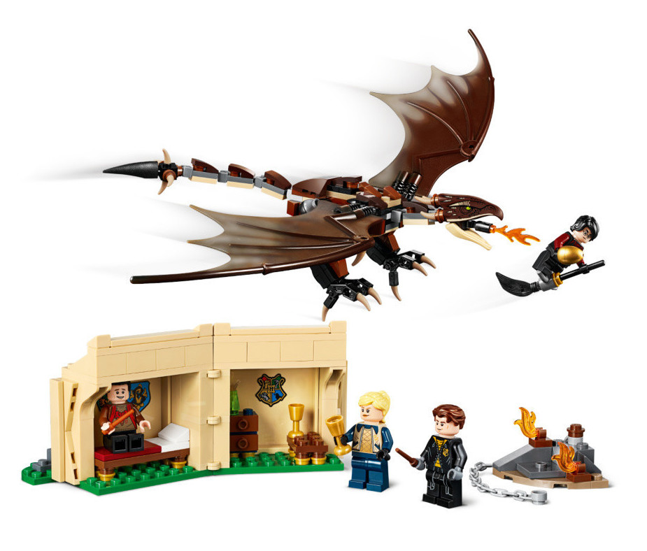 Hungarian Horntail Triwizard Challenge - LEGO Harry Potter