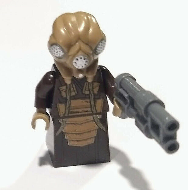 NEW LEGO ZUCKUSS MINIFIG 75243 figure minifigure STAR WARS 20th anniversary