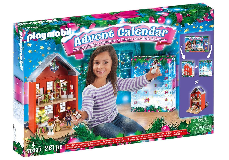 Table Basse Lego Geant calendrier de l'avent géant : noël en famille - calendrier