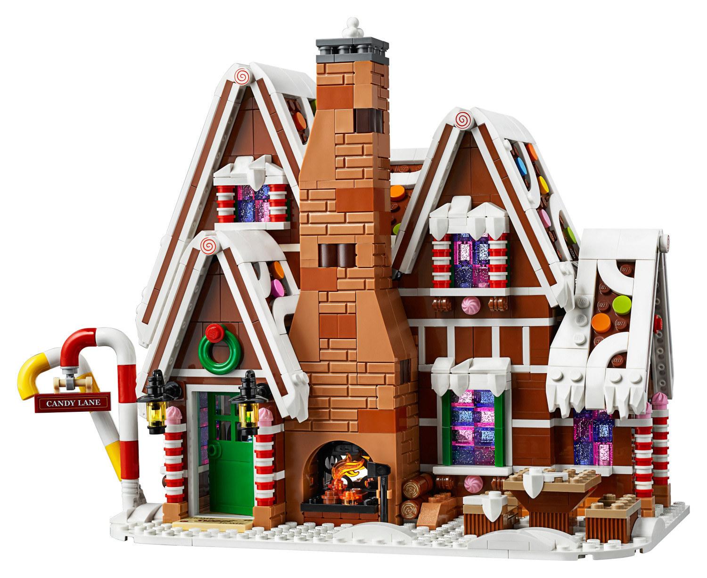 Lego Christmas Set 2019.Gingerbread House Lego Creator Set 10267